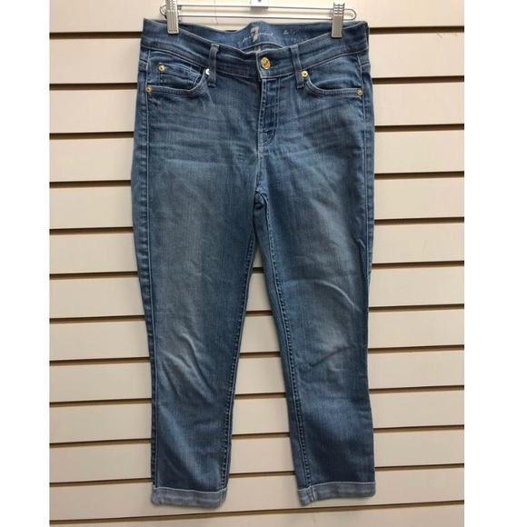 7 For All Mankind Denim - 7 for all mankind jeans 25